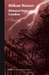 Bokomslag Himmel över London av Håkan Nesser