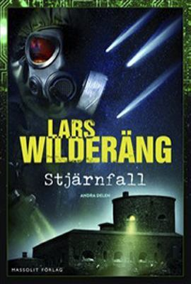 Bokomslag Stjärnfall av Lars Wilderäng