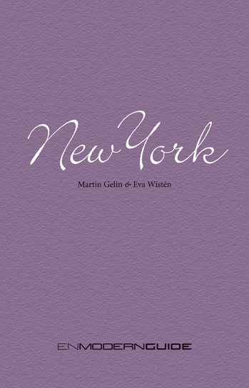 Martin gelin och eva wisten new york boken