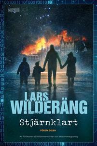Bokomslag Stjärnklart av Lars Wilderäng